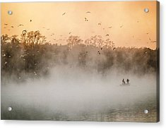 Fisher's Delight  Acrylic Print