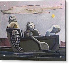 Fishers Acrylic Print