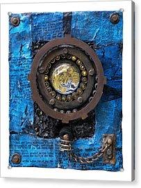 Fisheye Noah Acrylic Print