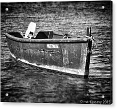 Fishing Boat Cape Cod Acrylic Print