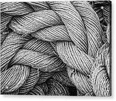 Fishing Rope Acrylic Print