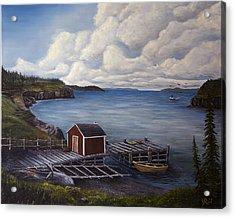 Flavor Of Newfoundland Acrylic Print