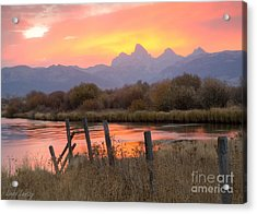 Fleeting Moments Acrylic Print