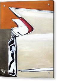 Fleetwood-elvis Acrylic Print by Dean Glorso