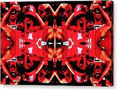 Flexcam 4 Acrylic Print by Stephen Farley