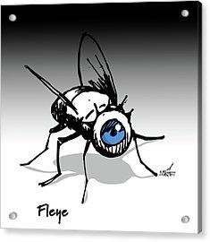 Fleye Acrylic Print