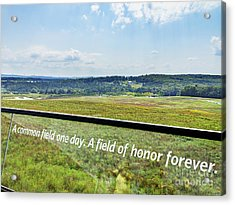 Flight 93 Memorial Acrylic Print