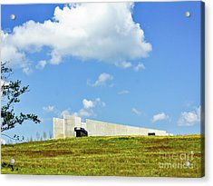 Flight 93 Memorial - Visitor Center Acrylic Print