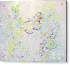 Acrylic Print featuring the photograph Flight Of Dreams by Kerri Farley