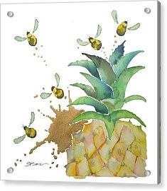 Flight Of The Bumblebee No19 Acrylic Print