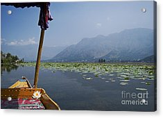 Floating Adventure... Acrylic Print by Nina Stavlund