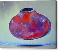 Floating Pot Acrylic Print