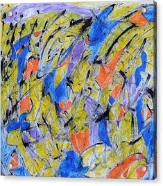 Flood Gate Of Joy Acrylic Print