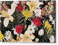 Floral 2 Acrylic Print