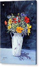 Floral 5 11 11 Acrylic Print