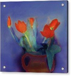 Floral Art 18 Acrylic Print