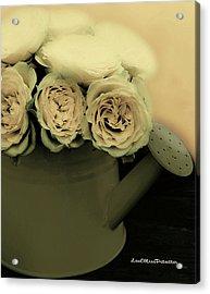 Floral Art 38 Acrylic Print