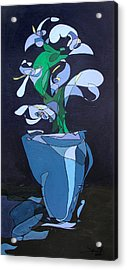 Floral Iv Acrylic Print