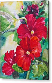 Floral Series 5 Acrylic Print