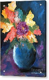 Floral Study 1 Acrylic Print