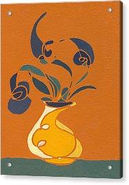 Floral Xii Acrylic Print