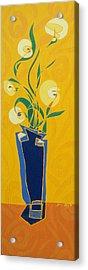 Floral Xxiv Acrylic Print