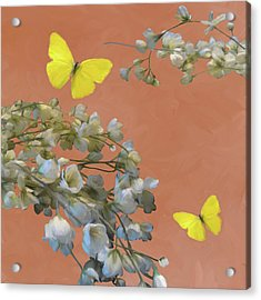 Floral06 Acrylic Print
