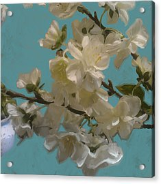 Floral10 Acrylic Print