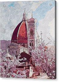 Florence - 16 Acrylic Print