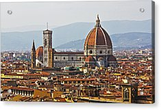 Florence, Italy Acrylic Print