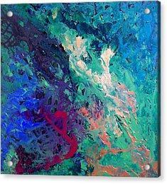 Florence Acrylic Print by Jess Thorsen