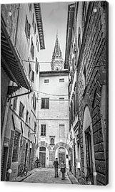 Florence Street Acrylic Print