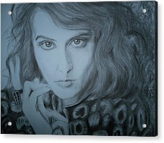 Florence Welch, Florence And The Machine Acrylic Print
