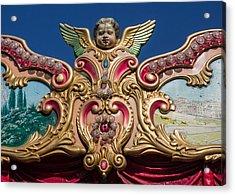 Florentine Carousel Acrylic Print