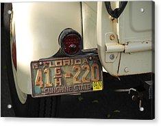 Florida Dodge Acrylic Print by Rob Hans