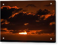 Florida Keys Sunrise Acrylic Print