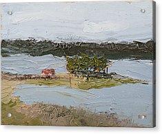 Florida Lake II Acrylic Print