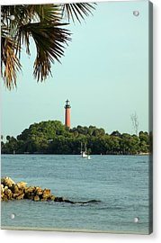 Florida Lighthouse 3 Acrylic Print