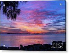 Florida Sunset #2 Acrylic Print