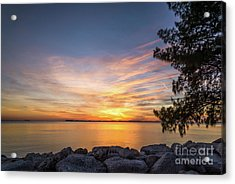 Florida Sunset #3 Acrylic Print
