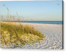 Destin, Florida's Gulf Coast Is Magnificent Acrylic Print