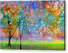 Flourishing Acrylic Print