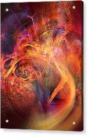 Flow 2 Acrylic Print
