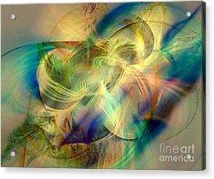 Flow 3 Acrylic Print