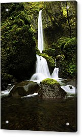 Flow Acrylic Print by Chad Dutson