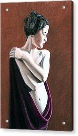 Flow Acrylic Print by Joseph Ogle