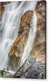 Acrylic Print featuring the photograph Flow by Stephen Stookey