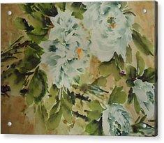 Flower -727-2 Acrylic Print