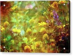 Flower Garden 1310 Idp_2 Acrylic Print