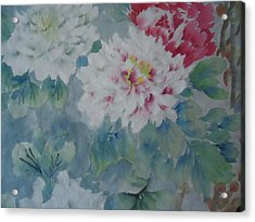Flower  Oo3 Acrylic Print